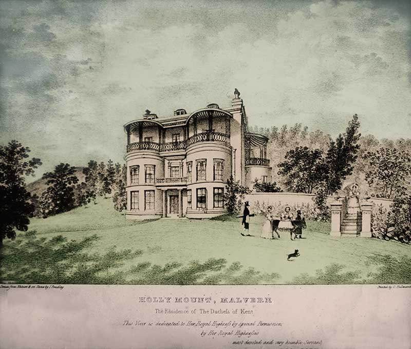 Holly Mount 1830